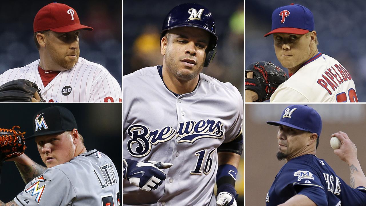 Cinco jugadores que serían cambiados antes de la fecha límite