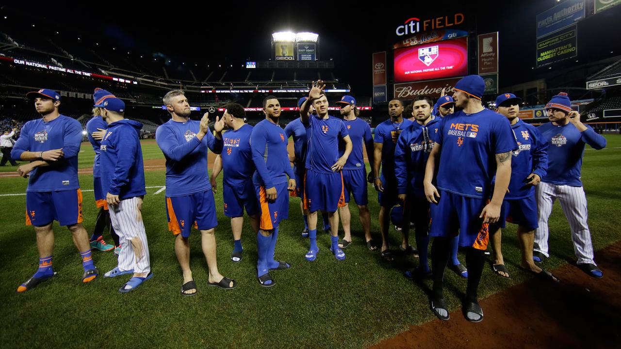 Los Mets están contentos con su progreso en el 2015