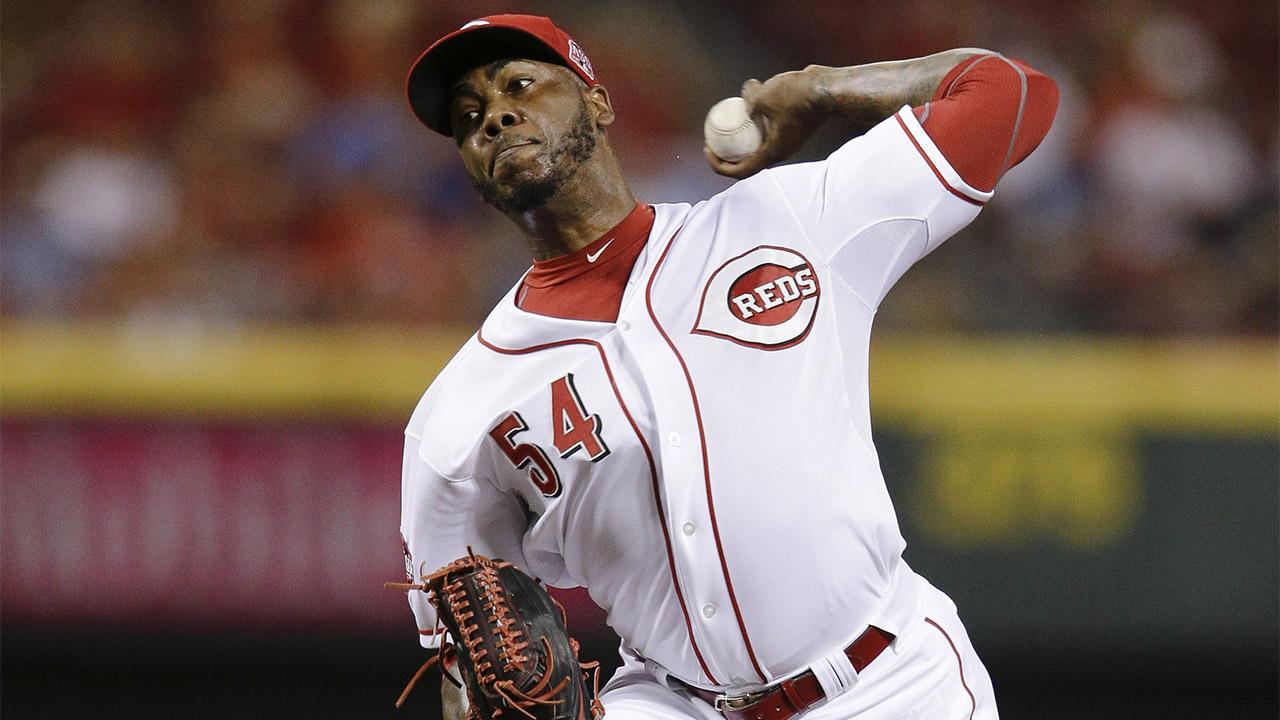 Informe: Aroldis Chapman pasa de Rojos a Dodgers