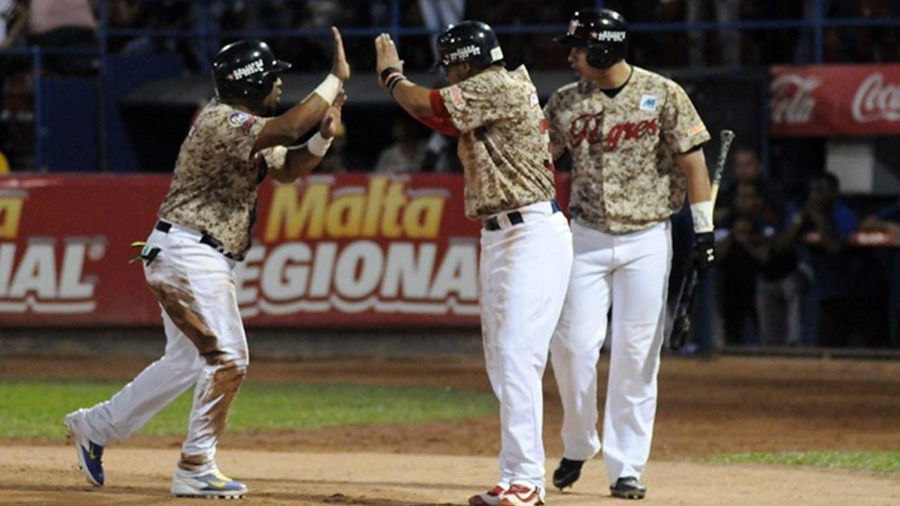 Tigres y Navegantes disputarán la final en Venezuela