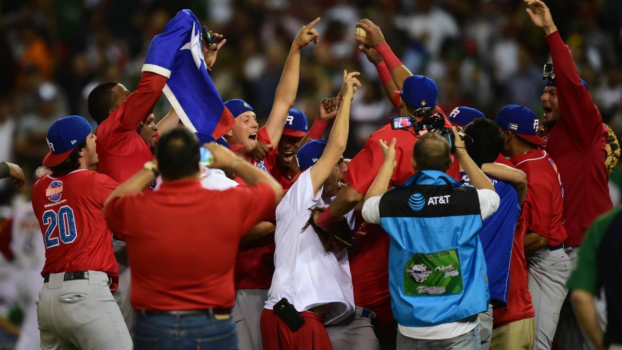 Puerto Rico vence a México y es campeón en la Serie del Caribe