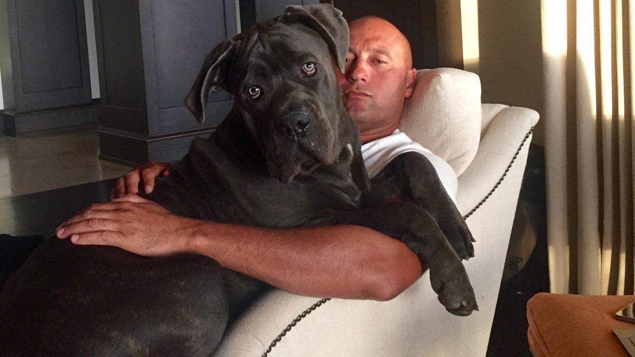 Derek Jeter 'filtra' que se casa en ensayo sobre su perro