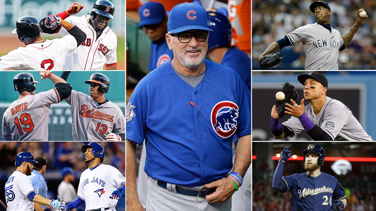 Playoffs, estrellas lesionadas y retiros en la mira en Grandes Ligas