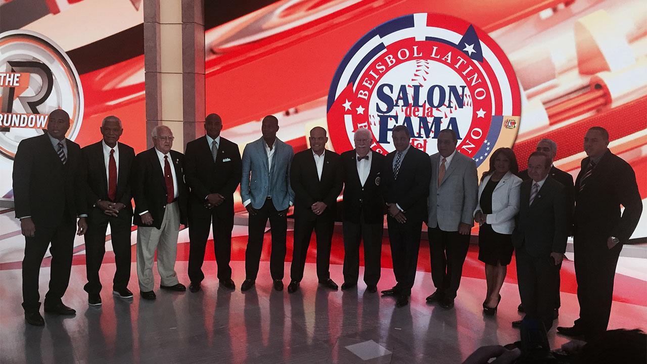 Sammy Sosa, I-Rod entre los exaltados al Salón de la Fama Latino