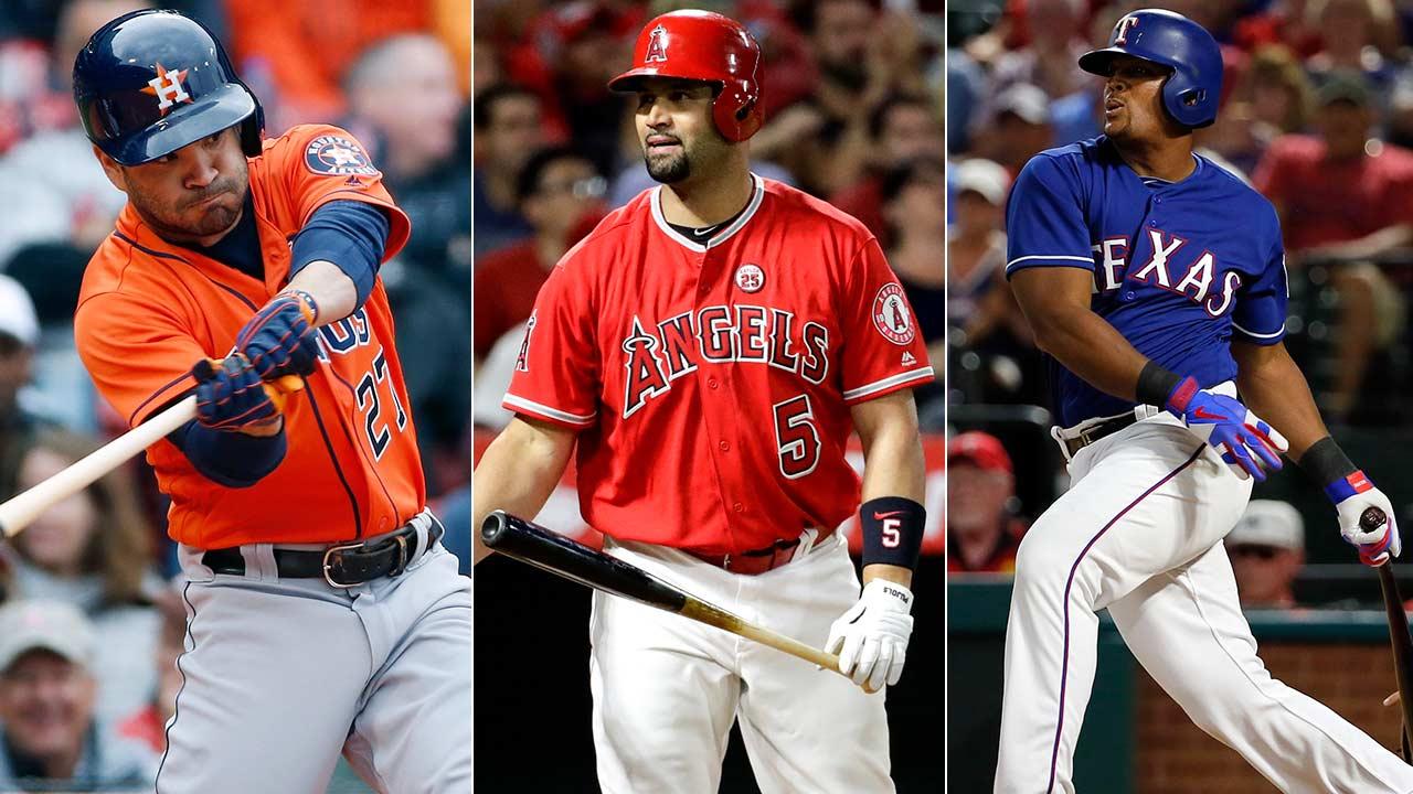 Más de una cuarta parte de los jugadores en Grandes Ligas son latinos