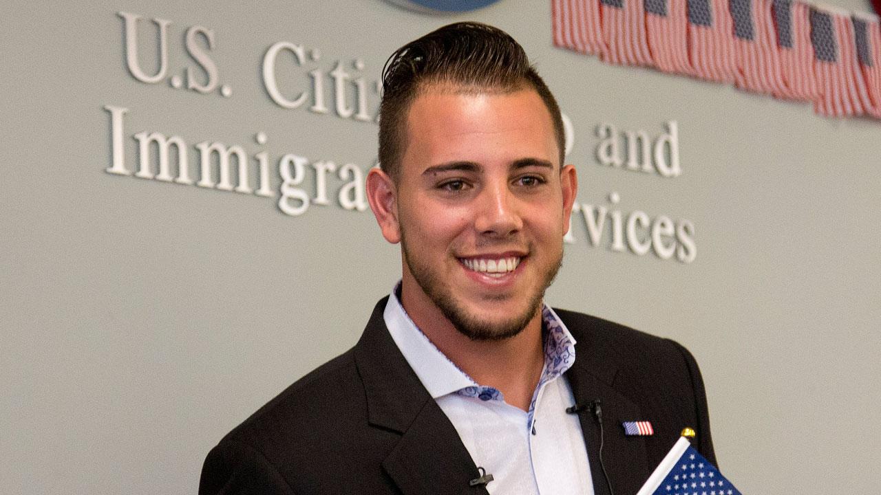 José Fernández se convierte en ciudadano de los EE.UU.