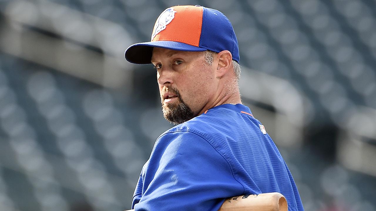 Michael Cuddyer de los Mets ha decidido retirarse