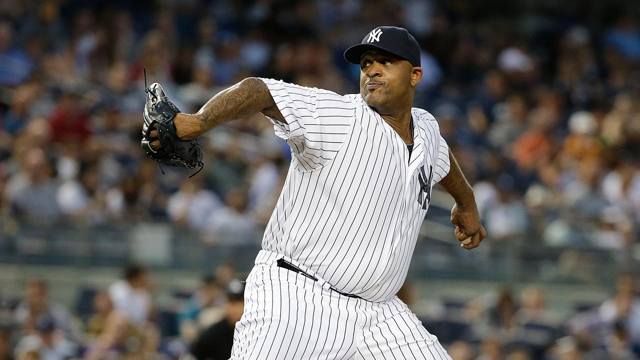 CC Sabathia se ausenta de Yankees por tratamiento de alcoholismo