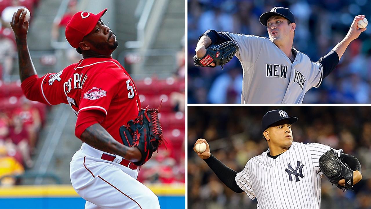 Los Yankees ven la importancia de la parte trasera del bullpen