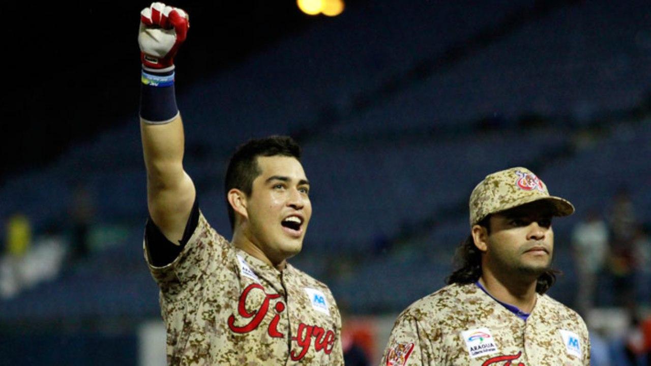 Tigres dejaron tendidos a Caribes en la 10ma en Liga Venezolana