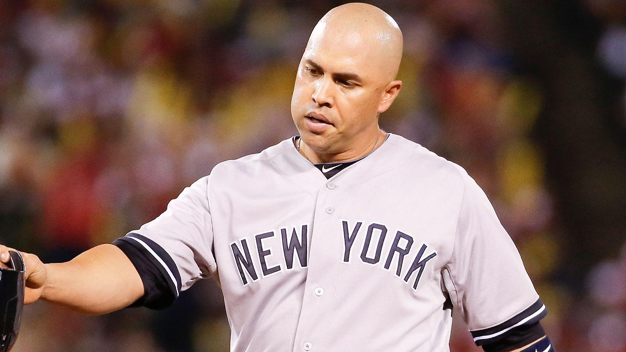 Carlos Beltrán pasa a la lista de lesionados de Yankees