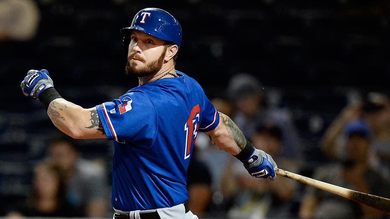 Josh Hamilton se reintegra el lunes a los Rangers