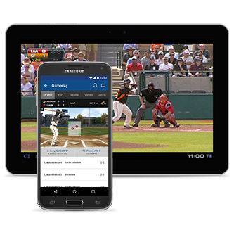 At Bat para Tableta de Android